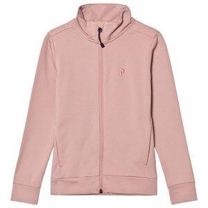 Peak Performance Unisex Fleeces Pink Dusty Pink Ace Mid Layer Sweatshirt