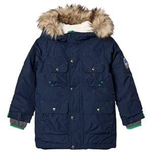 Lands End Boys Coats and jackets Navy Navy Expedition Down Parka