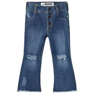 Image of The BRAND Girls Private Label Bottoms Blue Light Blue 70th Denim Jeans