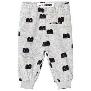The BRAND Unisex Private Label Fleeces Grey B-Moji Fleece Pants Grey Melange