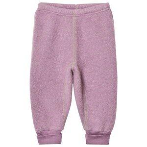 Joha Unisex Bottoms Purple Pants Purple
