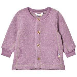 Joha Unisex Jumpers and knitwear Purple Cardigan Purple