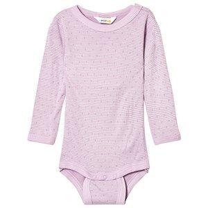 Joha Unisex All in ones Purple Baby Body Purple