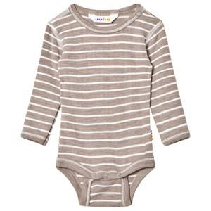 Joha Unisex All in ones Brown Baby Body Brown