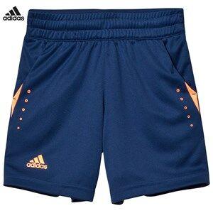 adidas Performance Boys Shorts Navy Navy Barricade Tennis Shorts
