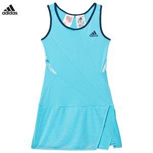 adidas Performance Girls Dresses Blue Samba Blue Tennis Dress
