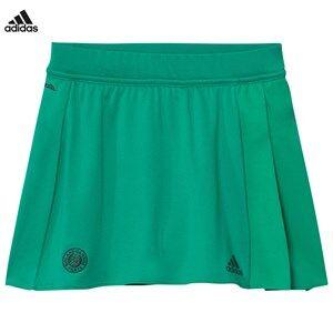 adidas Performance Girls Skirts Green Green Roland Garros Tennis Skirt