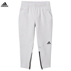 adidas Performance Boys Bottoms Grey Zone 2 Pulse Sweatpants Grey