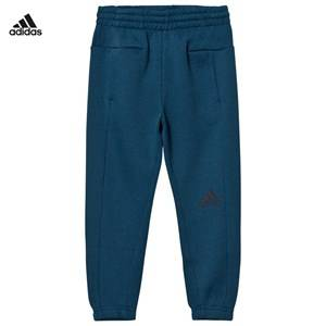 adidas Performance Boys Bottoms Navy Navy Stadium Track Pants