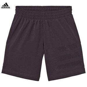 adidas Performance Boys Shorts Black Black Training Shorts