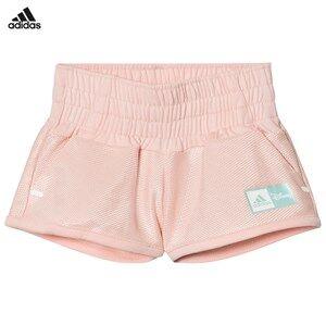 adidas Performance Girls Shorts Pink Pink Disney Frozen Shorts