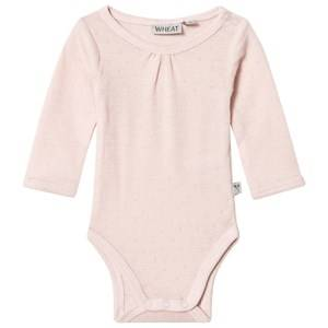 Wheat Girls All in ones Pink Baby Body Pink