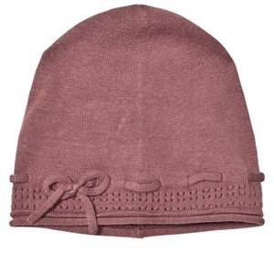 Wheat Girls Headwear Purple Beanie Marisa Plum