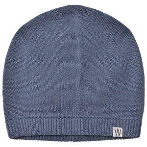 Wheat Boys Headwear Blue Freddy Beanie Blue
