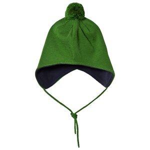 Didriksons Unisex Headwear Green Spree Kid´s Beanie Green