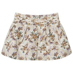 Noa Noa Miniature Girls Skirts Grey Skirt Silver Lining
