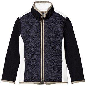 Sportalm Unisex Fleeces Black Black High Neck Fleece Jacket