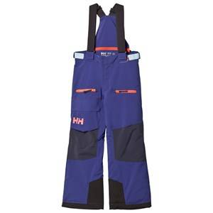 Helly Hansen Girls Bottoms Purple Junior Powder Ski Pants Purple