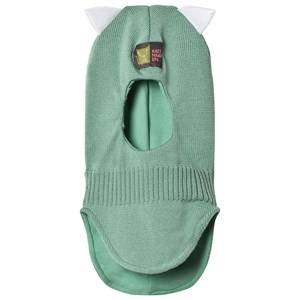 Kattnakken Unisex Headwear Green Balaclava Pistachio Green