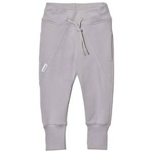 Gugguu Unisex Bottoms Grey Slim Baggy Pants Dabble Grey