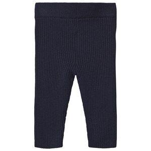 FUB Unisex Bottoms Blue Baby Leggings Navy