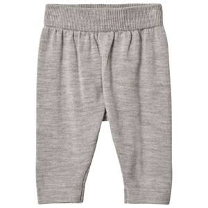 FUB Unisex Bottoms Grey Baby Pants Light Grey