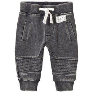 I Dig Denim Boys Bottoms Grey Drest Pants Dark Grey Wash