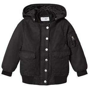 I Dig Denim Unisex Coats and jackets Black Leo Jacket Black