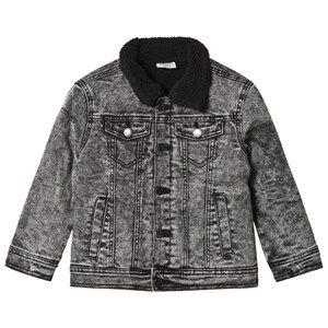 I Dig Denim Unisex Coats and jackets Black Orlando Denim Jacket Black