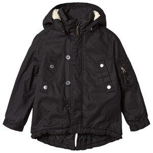 I Dig Denim Boys Coats and jackets Black Lester Jacket Black