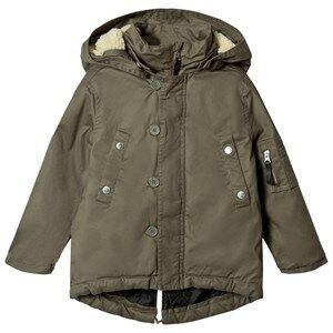 I Dig Denim Boys Coats and jackets Green Lester Jacket Olive