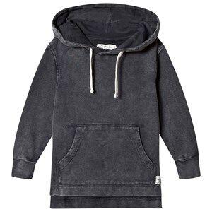 I Dig Denim Boys Jumpers and knitwear Grey Drest Hoodie Dark Grey Washed