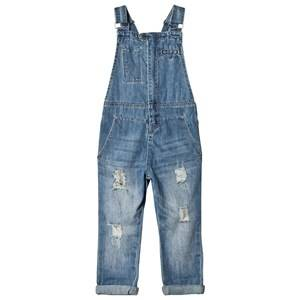 I Dig Denim Girls All in ones Blue Mason Dungarees Blue