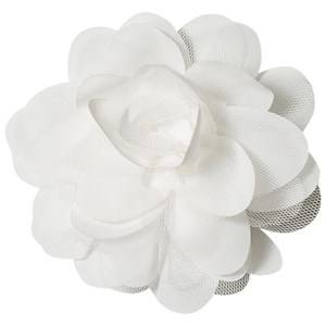 The Tiny Universe Girls Childrens Clothes Barnaccessoarer White The Tiny Hair Accessory Off White