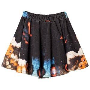 Popupshop Girls Skirts Grey Butterfly Base Skirt