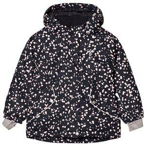 Hummel Girls Coats and jackets Navy Lindsey Ski Jacket Multi Color