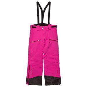 Isbjörn Of Sweden Unisex Bottoms Pink OFFPIST Ski Pants Smoothie