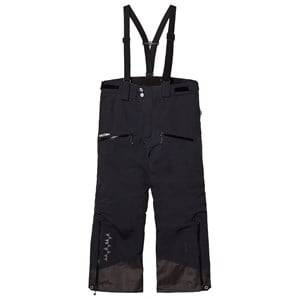 Isbjörn Of Sweden Unisex Bottoms Black OFFPIST Ski Pants Black