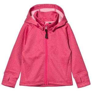 Isbjörn Of Sweden Unisex Fleeces Pink PANDA Fleece Hoody