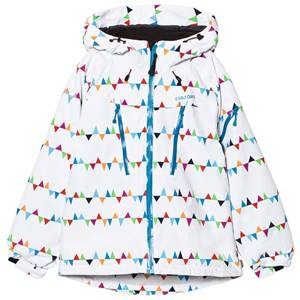Isbjörn Of Sweden Unisex Coats and jackets White CARVING Winter Jacket Peaks White