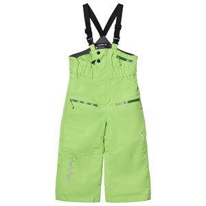 Isbjörn Of Sweden Unisex Bottoms Green POWDER Winter Pants Candy Frog