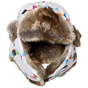 Isbjörn Of Sweden Unisex Headwear White SQUIRREL Winter Cap