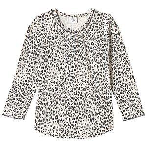 Hust&Claire; Girls Tops Beige T-Shirt Wheat