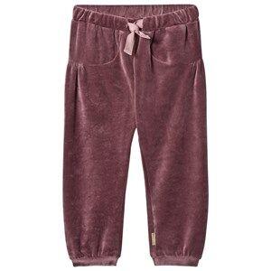 Hust&Claire; Girls Bottoms Purple Sweatpants Plum