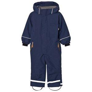 eBBe Kids Unisex Commission Coveralls Navy Texas Snowsuit Navy