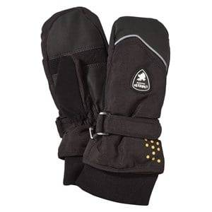 Image of Lindberg Unisex Childrens Clothes Gloves and mittens Black Sveg Mitten Black