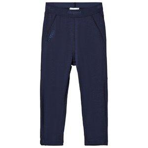 Bergans Unisex Underwear Navy Fjellrapp Tights Navy