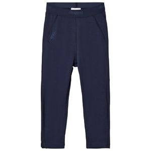 Bergans Unisex Underwear Navy Fjellrapp Tights Navy