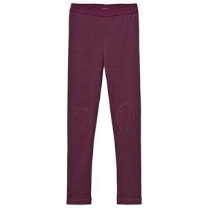 Name it Unisex Bottoms Purple Leggings, Merinoull, Willitobu, NOOS,