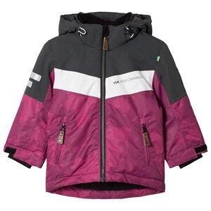 Lindberg Girls Coats and jackets Pink Atlas Jacket Cerise